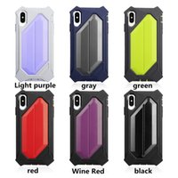Wholesale galaxy light phone cases for sale - Group buy Hot sale phone case For Samsung Galaxy S10 s10e s10 plus tpu pc in three anti mobile shell phone case B