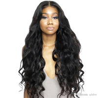 Wholesale upart wigs for black women for sale - Group buy Human Hair u Part Wigs Body Wave Side Part Glueless Virgin Peruvian Hair Upart Wigs For Black Women Pre Plucked Hairline