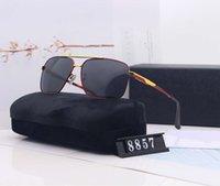 erkek güneş gözlüğü toptan satış-P Mektupları Erkek Tasarımcı Güneş Lüks Güneş Man Gözlüğü Gözlük Modeli 41 8857 0120