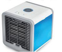 ventilateurs refroidis par eau à la maison achat en gros de-2019 tout nouveau climatiseur de bureau à eau de refroidissement à domicile ventilateur de ventilation mini ventilateur de climatisation et ventilateur de refroidissement à l'humidité