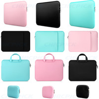 Wholesale for asus laptop for sale - Group buy Notebook Laptop Hand Bag Sleeve Case For quot quot quot Macbook Mac Air Pro Retina Dell Samsung