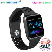 ingrosso cina s3-S226 Smart Watch Uomo Donna Tracker Fitness Monitor frequenza cardiaca Braccialetto intelligente Pedometro pressione sanguigna Android IOS banda 3 4