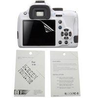 k filme großhandel-50 teile / los Neue Weiche Kamera displayschutzfolie Für Pentax K-1 MARK II K-1 K-3 II K-3 K-5 II K-5 K-30 k-50 k-70 K-R K-S1 MX1