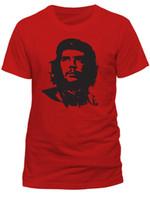 Wholesale icon prints resale online - Official Che Guevara Face T Shirt Revolutionist Legend Merchendise Icon Speaker