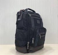 Wholesale free new laptops resale online - 2019 new arrive Ballistic nylon men s business casual travel backpack laptop IPAD backpack bag tumi