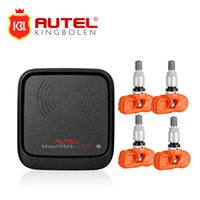 Wholesale tpms car for sale - Group buy Autel Tire Programming TPMS MHZ MHZ Sensor Supports Tire Programming Use With Autel MaxiTPMS PAD Car Diagnostic Tools