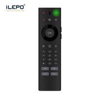 ingrosso sistema di supporto remoto-Telecomando vocale 2.4G AirMouse per Android TV System Box tastiera con telecomando a infrarossi Supporto per l'apprendimento xiaomi, NVIDIA SHIELD TV
