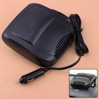 Wholesale 12v hot fan resale online - CITALL V W Universal Portable Car Auto Vehicle Ceramic Heater Heating Hot Cooling Fan Window Defroster Demister
