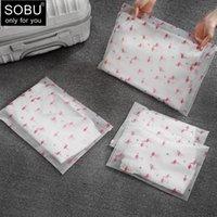 makyaj malzemeleri toptan satış-Çok İşlevli güzellik Durumda Makyaj Organizatör Saklama çantası Kadın Kozmetik Çanta Seyahat Giysi Yıkama Kılıfı Tuvalet Kitleri Makyaj Çantaları