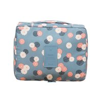 Wholesale travel accessories pouch resale online - Organizer Gifts Outdoor Cosmetic Hanging Accessories Multifunctional Makeup Bag Travel Case Portable Pouch Saver Container Wash