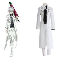 anime k venda por atacado-Isana Yashiro trajes cosplay cloack anime japonês K RETURN OF KING roupas Masquerade / Mardi Gras / Carnaval trajes de Halloween fornecimento local