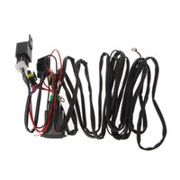Magideal Universal 12V Power Horn Relay Fuse Wiring Harness Kit for Car