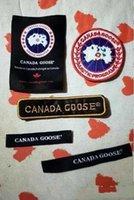 cão canada venda por atacado-30 Pcs Canadá Dog Tiger Crocodile remendo tático emblema Moral Patches gancho laço bordado 3D Badges Atacado frete grátis