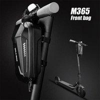 ingrosso borse per scooter-Beautyss per Xiaomi Mijia M365 ES ES1 ES2 ES3 ES4 Borsa di stoccaggio per borsa per scooter elettrico appesa appendiabiti resistente anteriore