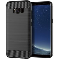 telefon kutuları galaksi çekirdeği toptan satış-Yumuşak TPU Telefon Kılıfı için 2019 Samsung Galaxy A8S A20 A30 A40 A50 A70 J2 Çekirdek s8 s9 s10 5G artı Note8 note9 Kabuk telefon kapak