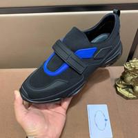 zapatos únicos para hombre de diseño al por mayor-Zapatillas de diseño para hombre moda zapatillas de diseñador de última moda diseño exclusivo de alta calidad zapatillas Cloudbust tamaño 38-44 modelo QLPR
