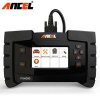 herramienta de escáner de diagnóstico abs al por mayor-nuevo.ANCEL OBD2 Car Scanner Diagnóstico Motor Codificación SRS ABS EPB ESP Herramienta de sistema completo