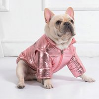 Wholesale diapers for puppies for sale - Group buy Fashion Dog Clothes Winter Pet Dog Jacket Clothing For Small Medium Dogs French Bulldog Christmas Puppy Dogs Costume Ropa Perro T8190706