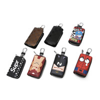 Wholesale protector images for sale – best Car Protector Case Covers Key Chain Case Car Remote Key Fob cartoon image Cute