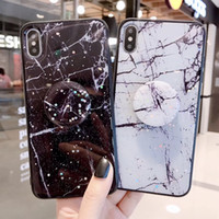Wholesale cell phone cases for lg for sale – best Black And White Marble Brack Iphone promax Cell Phone Cases Creative Protective Cover Water Resistant Kickstand Card Pocket Dirt resistant