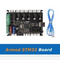 arduino drucker groihandel-1pc Armed STM32 Brett Marlin 2.0 Arduino 3D-Drucker 32-Bit-Mainboard für Prusa I3 MK3S MMU2s 3D-Drucker-Teile