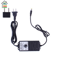 Wholesale power supplies for sale - Group buy power adapter AUTOTOOLHOME Adjustable DC V A Adapter Power Supply Motor Speed Controller with EU Plug For Fit Electric Hand Drill