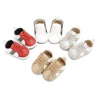 magasin de bébé chaussures achat en gros de-Propriétaire du magasin Recommande Baskets pour Enfants Printemps Mode Bébé Mode Casual Ceinture Respirant Couleur Matching Chaussures Toddler