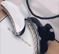 klauen strasssteine großhandel-9X4CM koreanische Version Schwarzweiss-Acrylklauencliprhinestone-Buchstabehaarnadelwortclipkopfbedeckungszählergeschenk 4pcs / lot