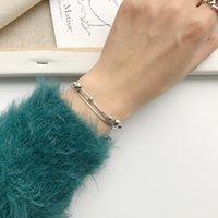 Wholesale charms prata resale online - Authentic Sterling Silver ESSENCE COLLECTION Beaded Bracelets Beads Bracelet Pulseiras de Prata