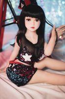 muñeca china de sexo de tamaño natural al por mayor-Hight qulity 100cm TPE muñeca para el sexo muñeca del sexo realista para el tamaño de los hombres la vida encantadora brisa