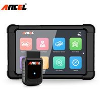Wholesale tpms car resale online - Ancel X5 OBD2 Automotive scanner WIFI All System OBD2 Diagnostic Tool Car Engine ABS Airbag DPF TPMS Reset Multilanguage Scanner