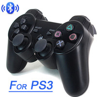 Wholesale games console accessories resale online - Gamepad Wireless Bluetooth Joystick For PS3 Controller Wireless Console For Playstation Game Pad Joypad Games Accessories