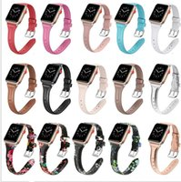 Wholesale Leather Band Slim Thin Wristband for Apple Watch iWatch Series mm mm mm mm