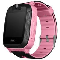 ingrosso orologio intelligente 3g gps-Orologio da polso intelligente della macchina fotografica del pedometro del monitor dell'inseguitore della vigilanza di GPS Smartwatch dei bambini dei bambini 3G Smartwatch Caldo