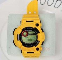 цифровые часы для дайвинга оптовых-Новый топ мужчины часы дайвинг водонепроницаемый часы цифровой армии военные часы с оригинальной коробке