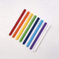 Wholesale box gel pens for sale - Group buy Newest box Xiaomi Mijia Youpin Kaco K1 gel pen with black neutral pen Colorful colors black refill smooth writing