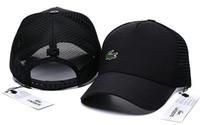sombrero de número al por mayor-Moda Retro Golf Casquette visera Oso Bordado hueso gorra de béisbol mujeres deportes Números snapback gorras drake 6 panel dios polo sombreros para hombres