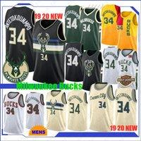 jóias de basquete juvenil xl venda por atacado-NCAA 34 Giannis Antetokounmpo Koleji Jersey Retro Mor 34 Ray Allen 6 Eric Bledsoe Erkekler Gençlik Basketbol Formas