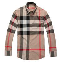 mangas de golfe para homens venda por atacado-Novas vendas de camisas de lazer, popular negócio de bordados de cavalo de golfe, camisas pólo, roupas de manga comprida e curta masculina 072