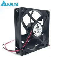 Wholesale 12v dc brushless cooling fan for sale - Group buy 10PCS DC brushless cooling FAN new Delta AFB0912HD X92X20MM V A rated A RPM CFM DBA wire lead