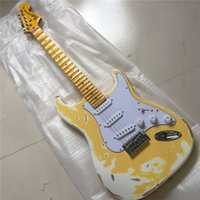 Wholesale hand made guitars resale online - Electric guitar hand made needle electric guitar hand made relics of electric guitar