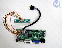panel vga al por mayor-(HDMI + DVI + VGA) Kit de placa controladora LCD para panel LCD LTN173KT02 1600X900 Pantalla LED