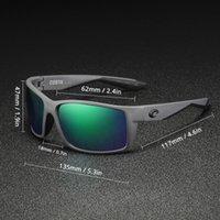 Wholesale cycling sunglasses resale online - sunglasses polarized costa sunglasses Reefton P mens Fishing glasses TR90 cycling sports glasses women luxury designer sunglasses UV400