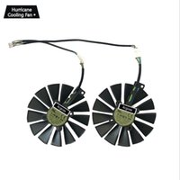 Wholesale 12v fan for cooling for sale - Group buy 95MM T129215SM V A Graphics Card Cooling Fan for ASUS ROG STRIX GTX Ti RX470 RX570 RX580 GAMING CERBERUS GTX Ti