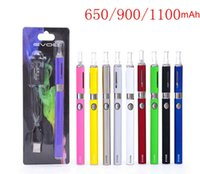 Wholesale atomizer oil mt3 for sale - Group buy MT3 EVOD Blister pack kit MT3 atomizer mAh mAh mAh EVOD battery kits thread thick oil