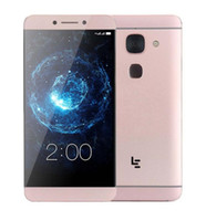 Wholesale pink mp3 player video resale online - New Original LETV LeEco LE MAX X820 X829 Mobile Phones GB GB Snapdragon inch WQHD Smartphone MP android Cell phone