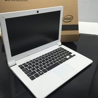 Wholesale laptops online - inch In tel Z3735F Quad core laptop PC computer windows10 GB GB SSD TF Card camera tablet ultrabook