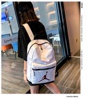golf çantaları toptan satış-chanel gucci supreme nike Tasarımcı çanta isveç Marka genç kız için sırt çantaları Su Geçirmez ackpack Seyahat Çantası Kadın Kızlar Için Büyük Kapasiteli marka Çanta Mochila