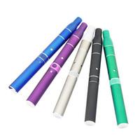 ingrosso penna conta-Ago g5 vaporizzatore a base di erbe vaporizzatore vape penna e starter kit 510 filo 650mah batteria LCD soffio conta portatile g pro vaporizzatore kit