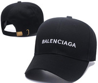 Wholesale mens classic baseball caps for sale - Group buy 2019 Designers Mens Baseball Caps New Classic Letter Hats Embroidered bone Paris Men Women casquette Sun Hat gorras Sports Cap Drop Shipping